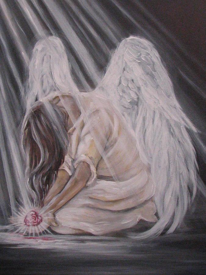 ангел седой картинки будут