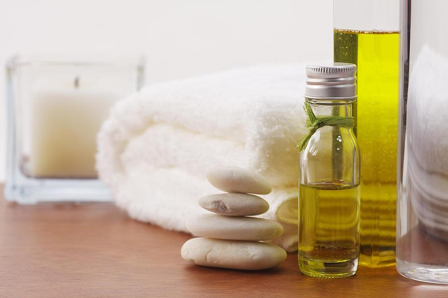 Spa-treatment Photograph - Health Spa by Atiketta Sangasaeng