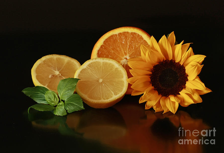 Healthy Photograph - Healthy Food Matters by Inspired Nature Photography Fine Art Photography