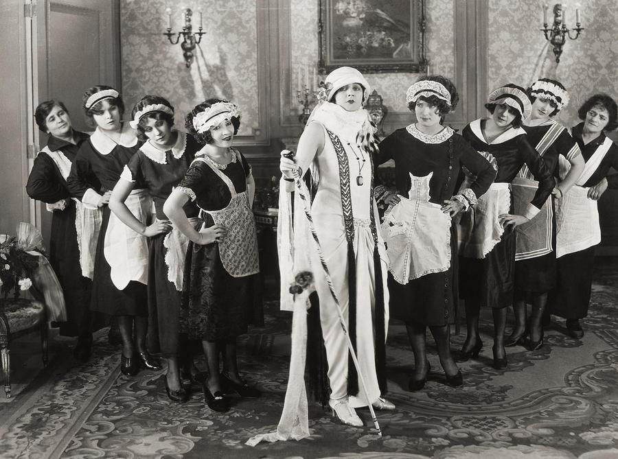 Heart Of A Siren, 1925 Photogr...