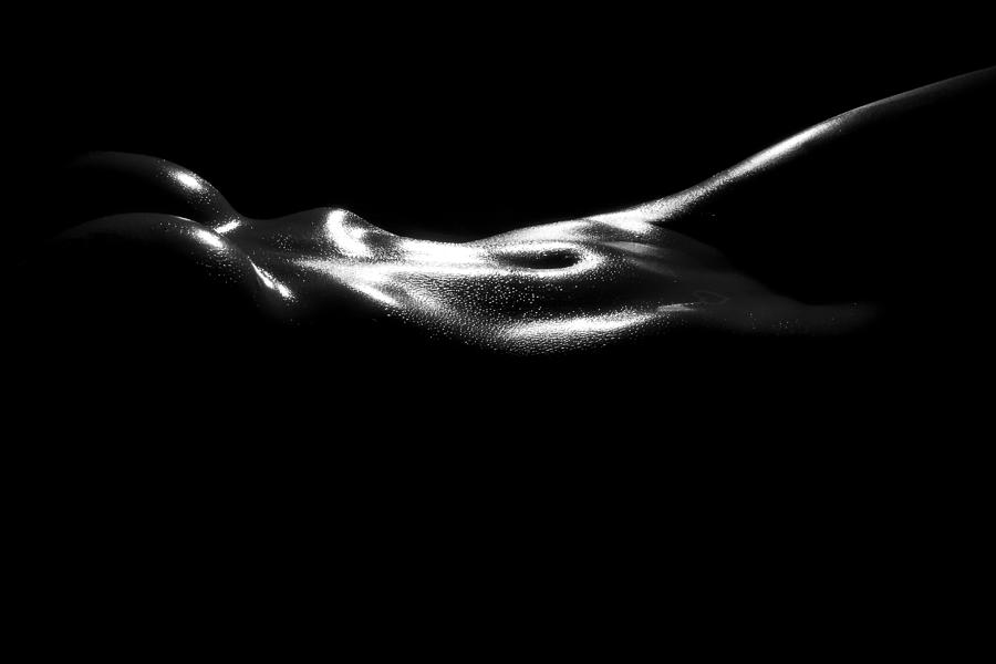 Fine Art Nude Photograph - Heart by Twisted Focus