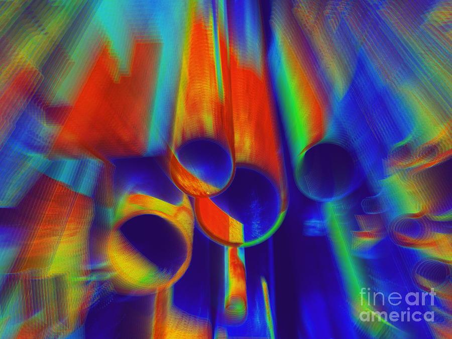 Abstract Photograph - Heat by Irina Hays