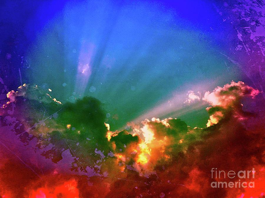 Sky Photograph - Heavens Jewels by Kevyn Bashore
