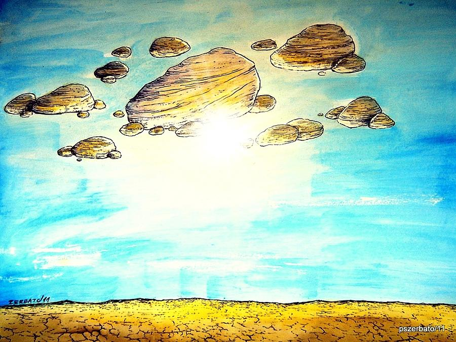 Heavy Weather Digital Art - Heavy Weather by Paulo Zerbato