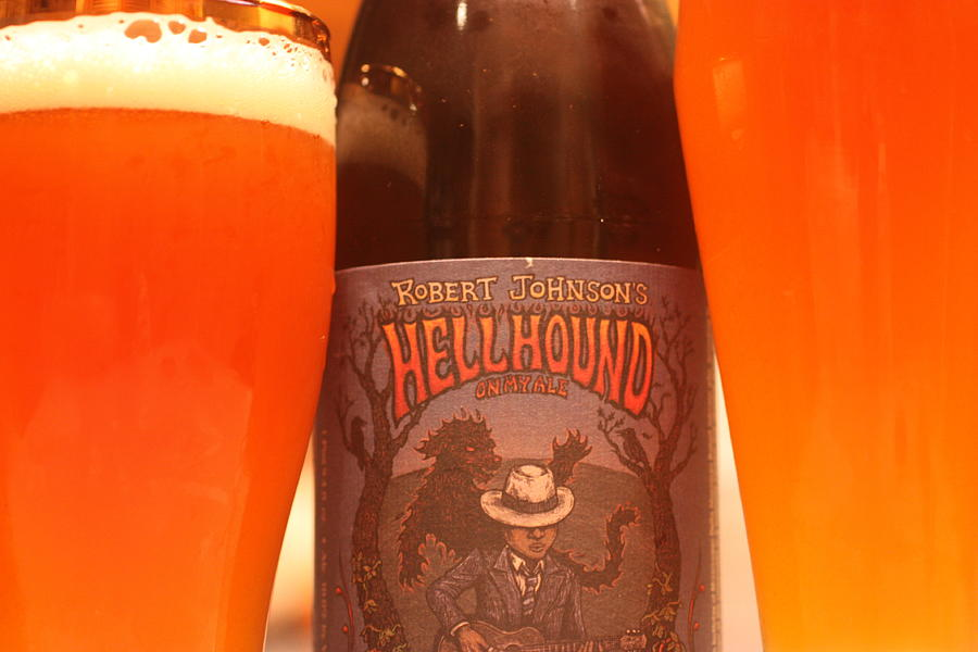 Beer Photograph - Hellhound by Robert Rizzolo