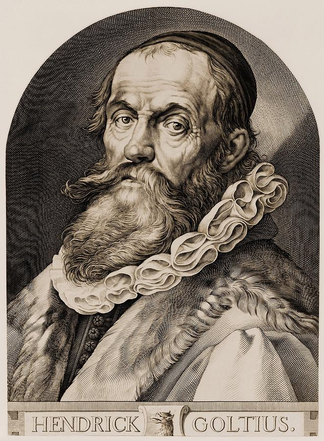 History Photograph - Hendrik Goltzius 1558-1617 by Everett