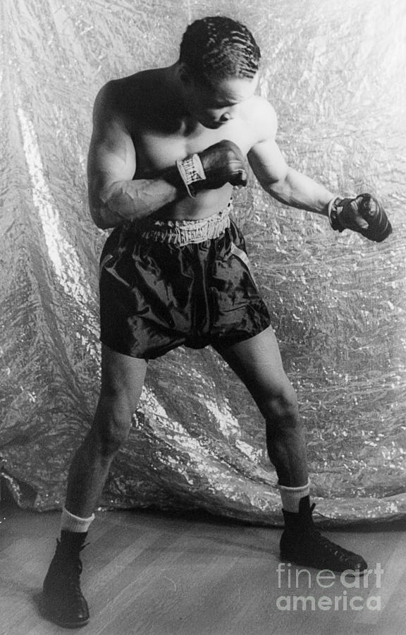 1937 Photograph - Henry Armstrong (1912-1988) by Granger