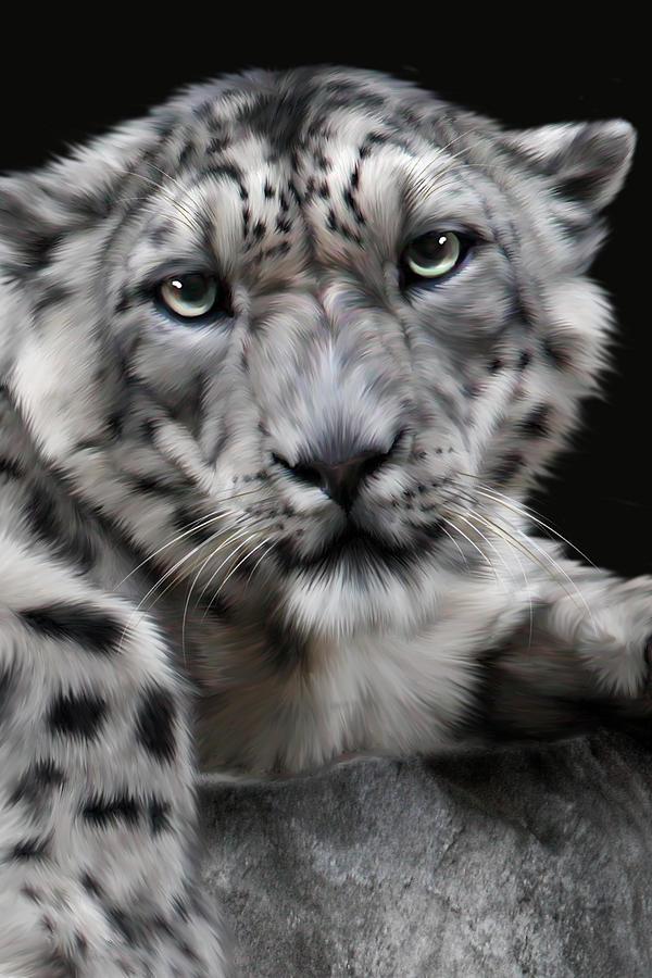 Hercules Digital Art - Hercules by Big Cat Rescue