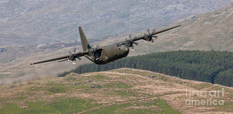 Hercules C130 J Photograph