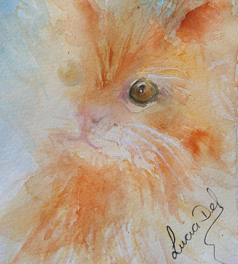 Here Kitty by Lucia Del