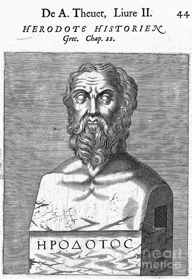 5th Century B.c Photograph - Herodotus by Granger