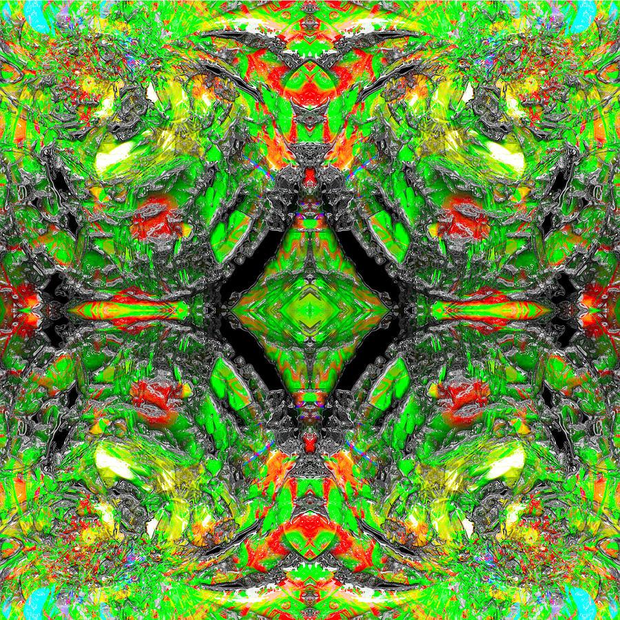 Christian Allen Photograph - Hexatribe by Christian Allen