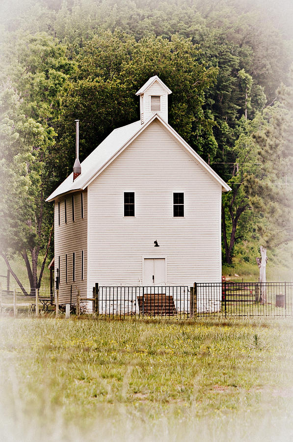 Church Photograph - Hidden Church by Marty Koch