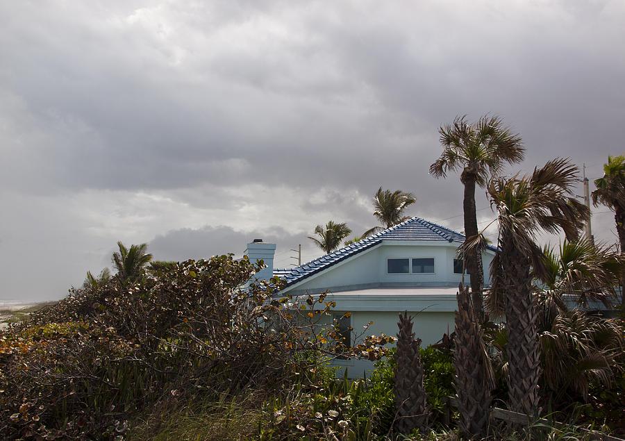 Hidden Florida Beach Cottage Photograph