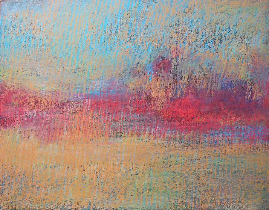 Pastel - Hidden Treasure I by Vladimir Frolov