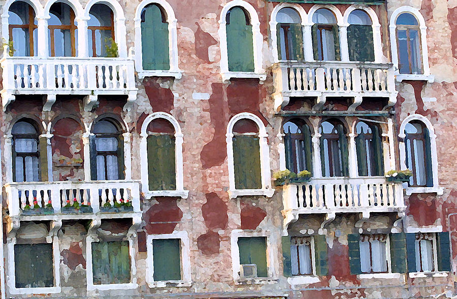 Windows Photograph - Hiding Away by Dawn Nicoli