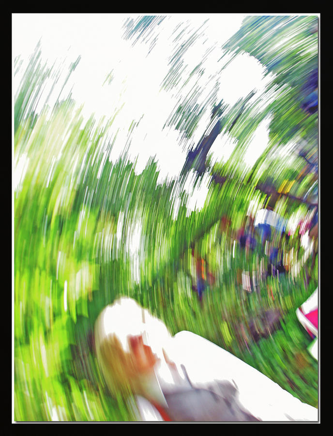 Accidental Photograph - High Anxieties In Politics by Chris Anderson