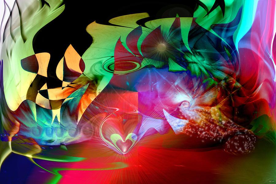 High Hopes Digital Art - High Hopes by Linda Sannuti