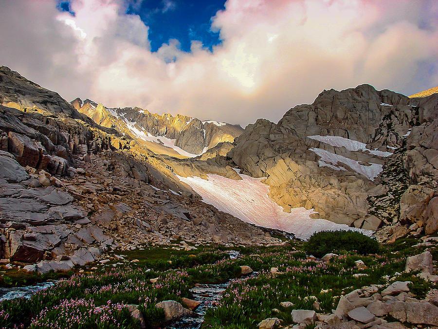 Mount Whitney Photograph - High Sierra Beauty by Scott McGuire