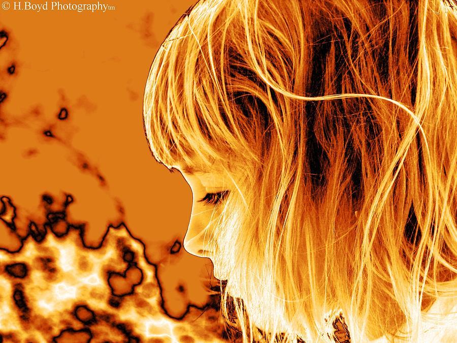 Innocence Photograph - Highlights Of Innocence by Heather  Boyd