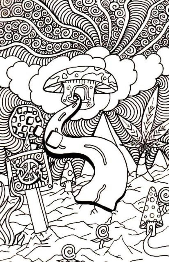 Drawing Drawing - Highway by Andrew Padula