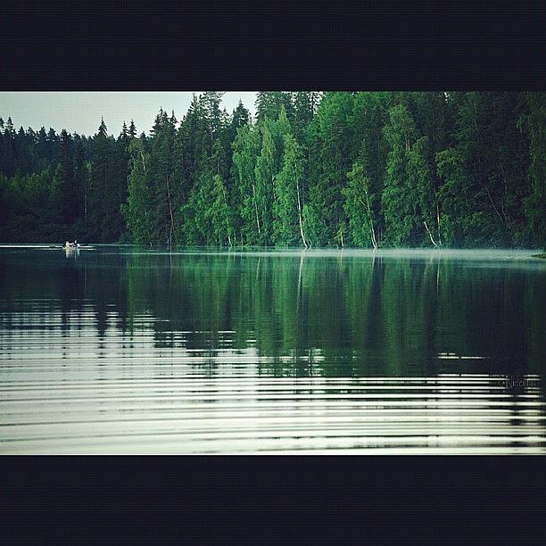 Beautiful Photograph - Himos. #finland #gf_scandinavia by Natalia Nidental