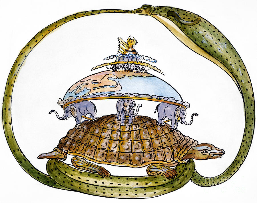 a review of the original myth of the snake roaming around earth The myth of the talking snake i talk about christians taking the myth out of its original context and now modern apologists try to get around this.