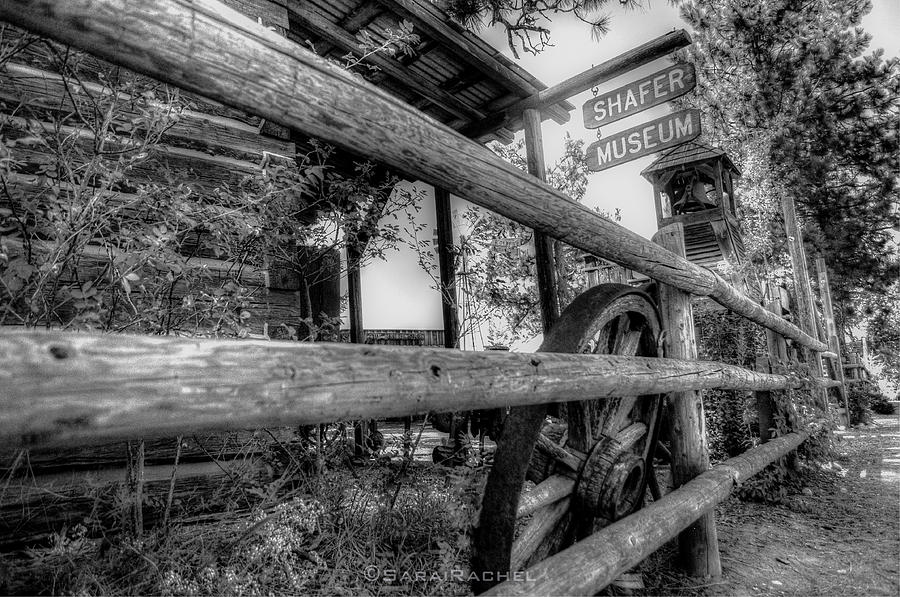 Methow Valley Photograph - History Restored by Sarai Rachel