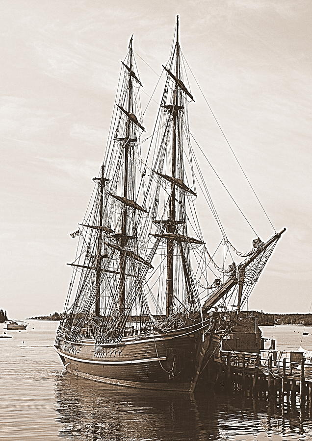 HMS Bounty by Doug Mills
