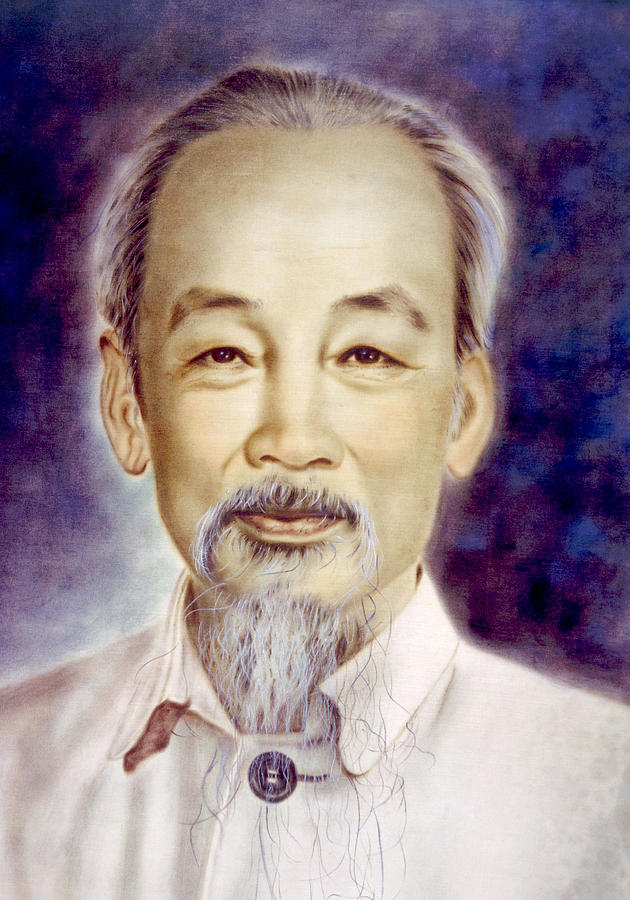 History Photograph - Ho Chi Minh 1890-1969 by Everett