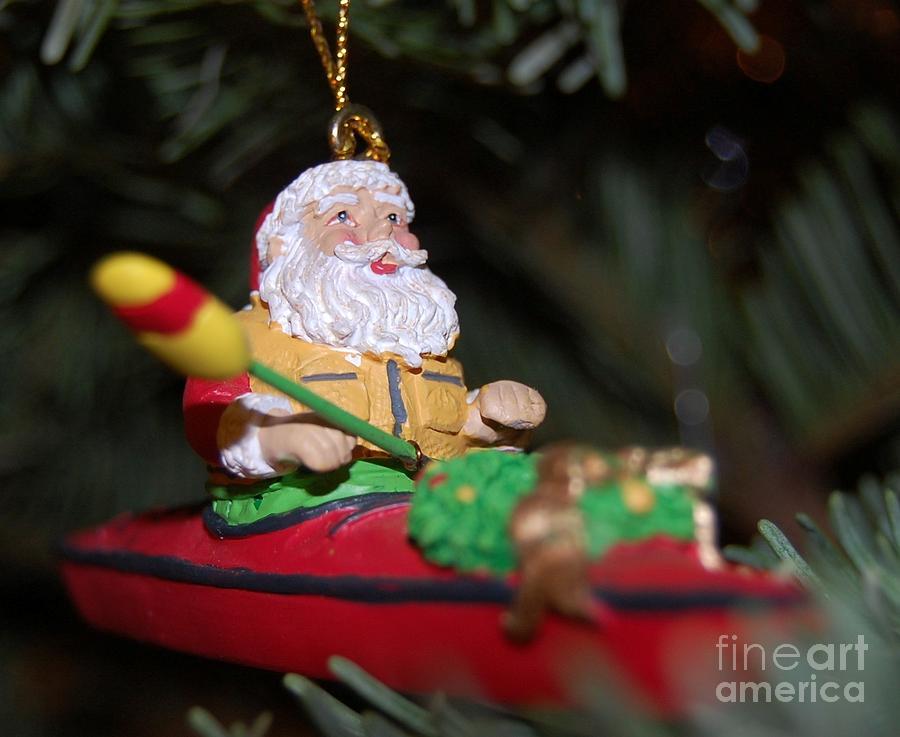 Santa Photograph - Ho Ho Ho by Debbi Granruth
