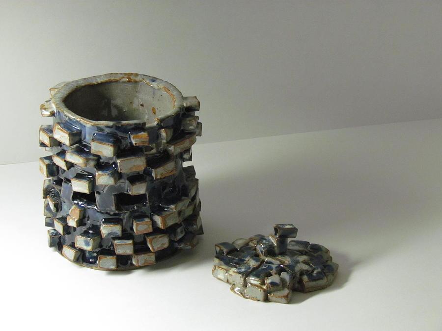 Ceramics Ceramic Art - Holey Tea Cup by Duy Tran