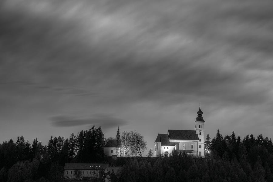 Holy Spirit Church Photograph