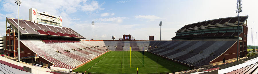 Home Of The Sooners Photograph