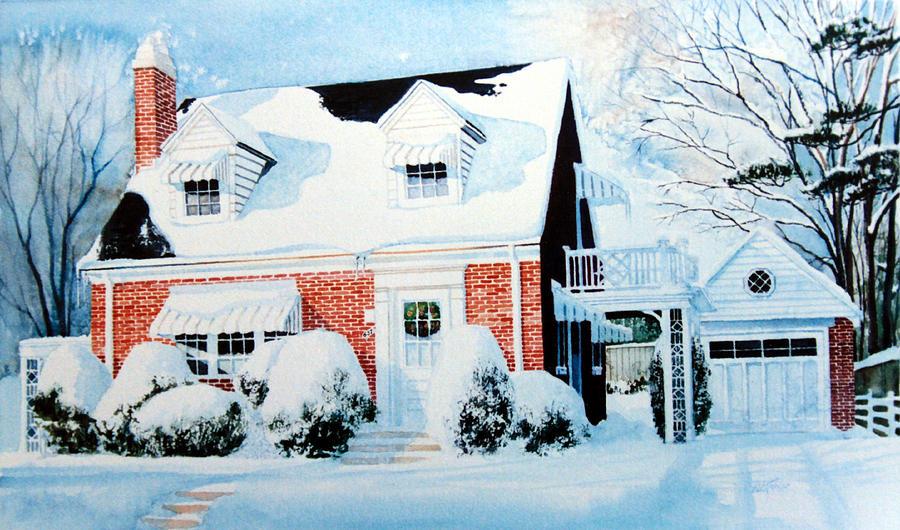 Home Portrait Painting