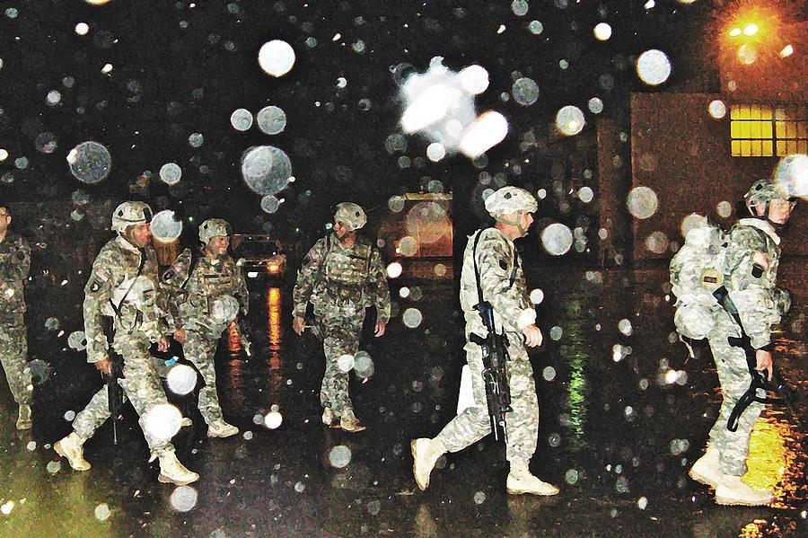 Sarah Loft Photograph - Homecoming 2009 by Sarah Loft