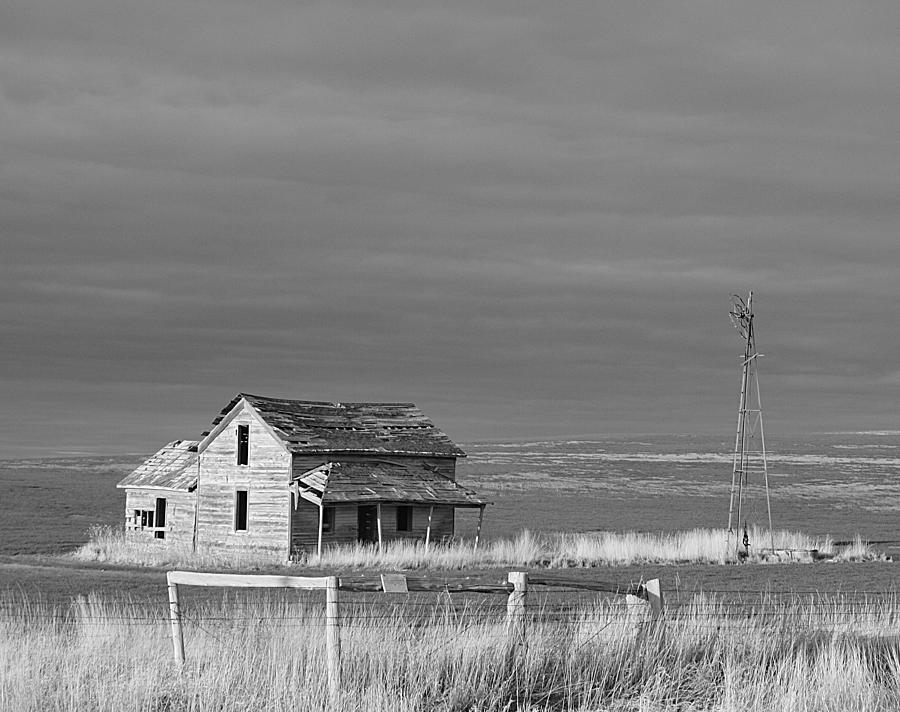 Homestead Photograph - Homestead by HW Kateley