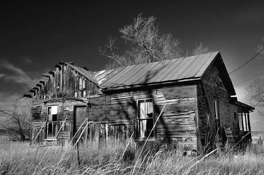 House Photograph - Homestead by Ron Cline