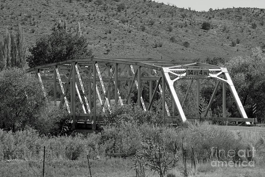 Steel Photograph - Hondo Iron by Shawn Naranjo