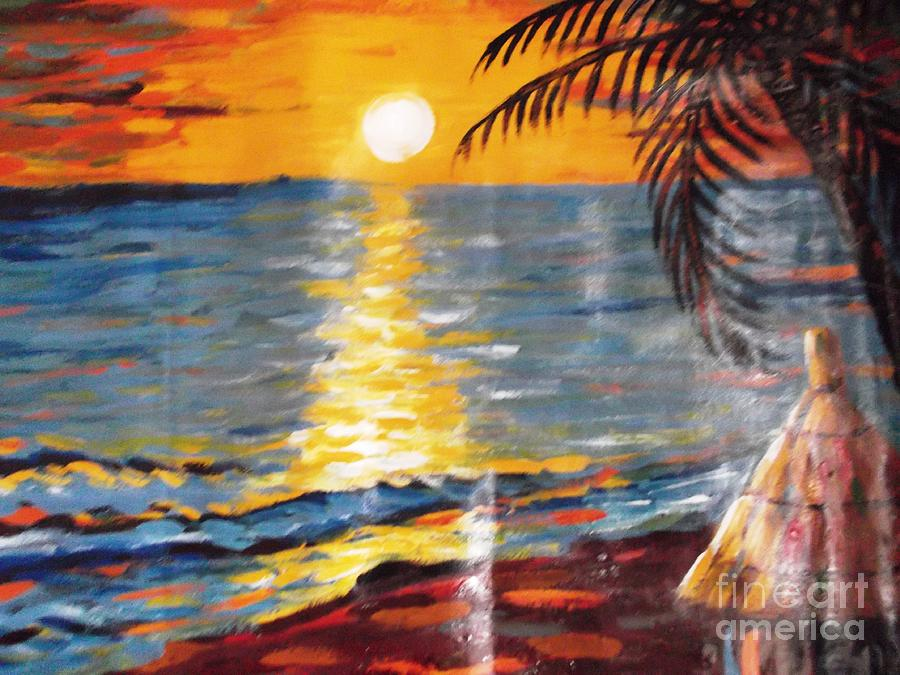 Hope Painting by Dennis Spaine