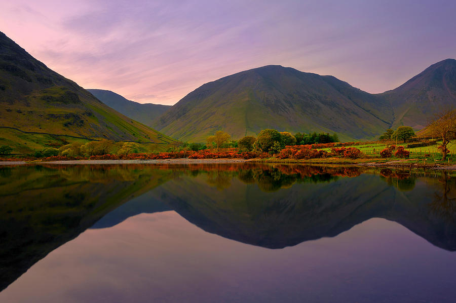 Bay Photograph - Horizon Line by Svetlana Sewell