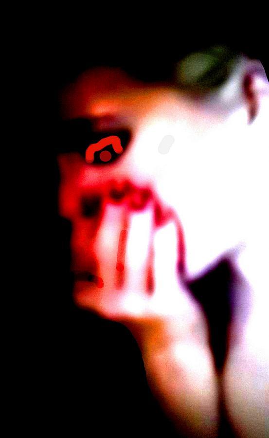 Figure Digital Art - Horror by Gallery EDGE