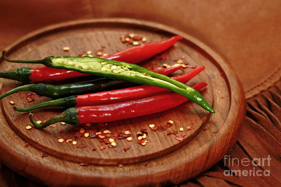 Hot Photograph - Hot Pleasures From Mexico by Inspired Nature Photography Fine Art Photography
