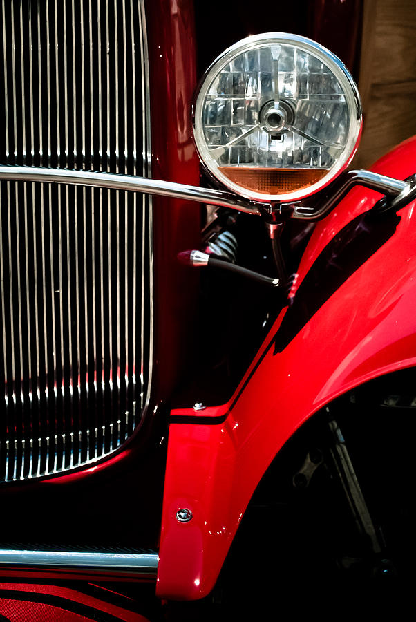 Ford Photograph - Hot Rod by Jason Heckman