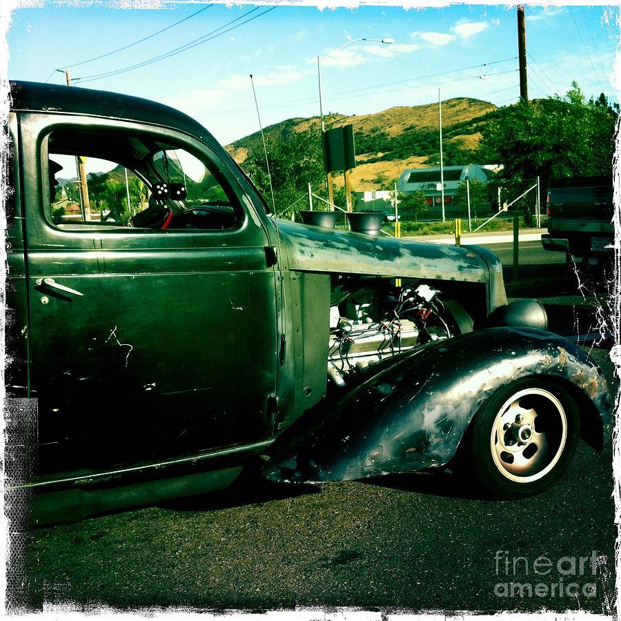 Transportation Photograph - Hot Rod by Nina Prommer