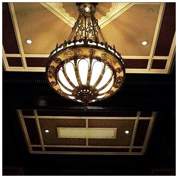 Chandelier Photograph - Hotel Chandelier by Natasha Marco