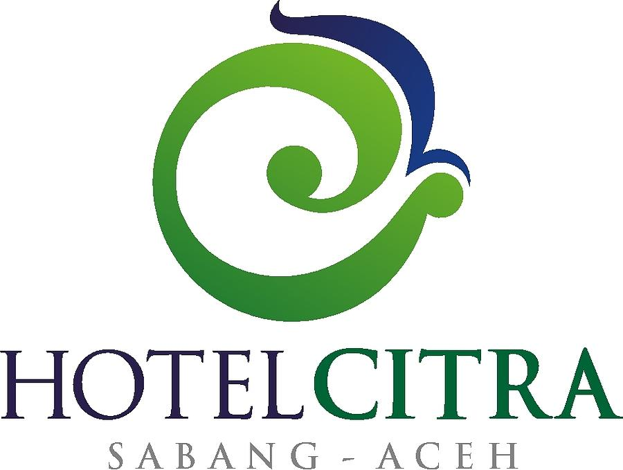 Hotel Citra Drawing - Hotel Citra Sabang by Logo