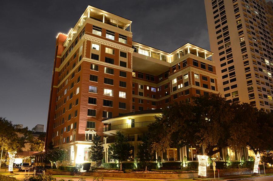 New Zaza Hotel In Houston