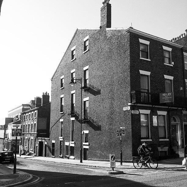 Liverpool Photograph - #houses #house #liverpool #streets #uk by Abdelrahman Alawwad