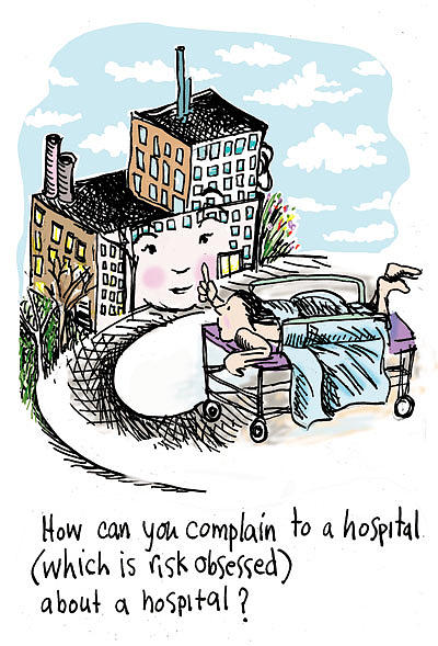 Complain Drawing - How Can You Complain by Erella Ganon